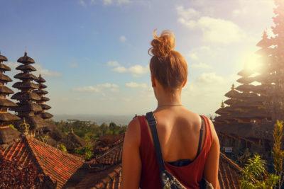 Healthy Travel in Bali