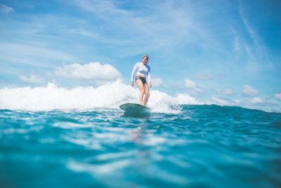 Surf Retreat in Bali