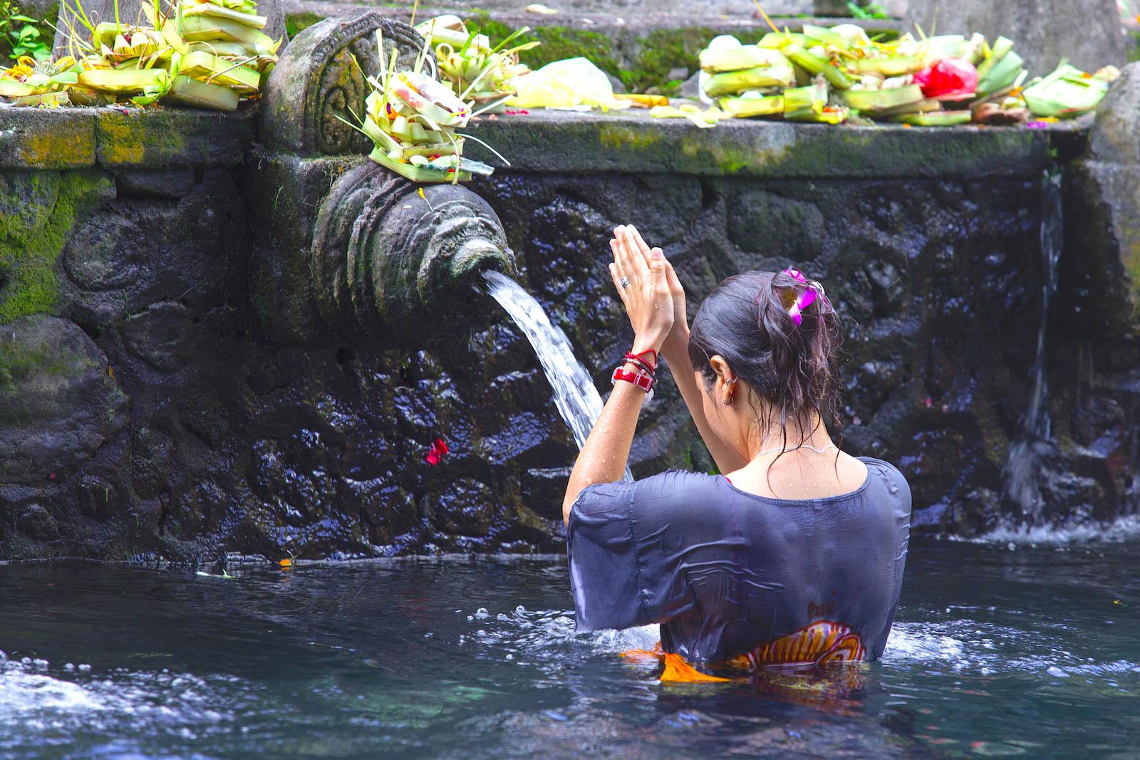 Healing in Bali